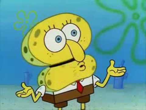 Spongebob, Gegenteiltag - YouTube