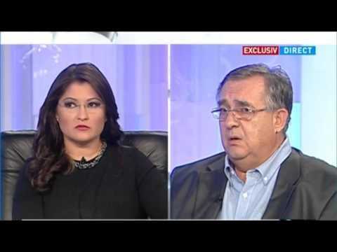 Emisiunea Q&A din 24.10.2015-  Ion Iliescu regrete legate de mineriada din iunie 1990