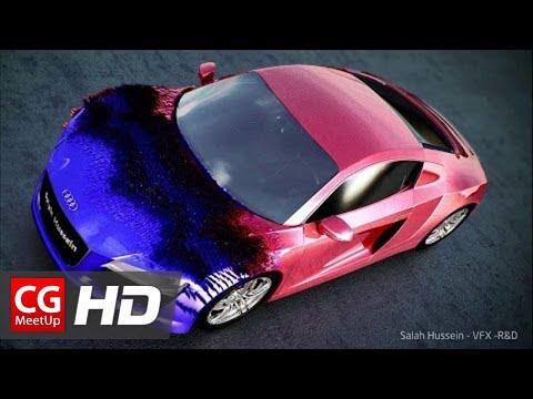 CGI VFX Breakown HD Mystique Effect Breakdown by Salah Hussein | CGMeetup