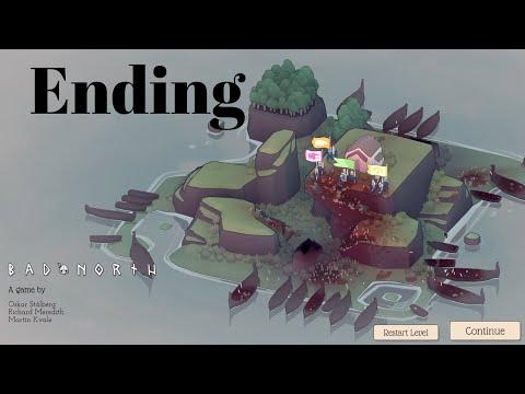 Bad North : Jotunn Edition - Gameplay - Ending (2021) |