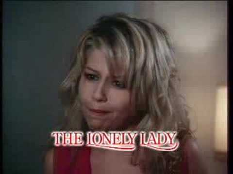 THE LONELY LADY Pia Zadora montage