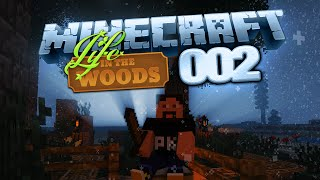 LIFE IN THE WOODS S01E002 - Reise, Reise Let's Play Minecraft