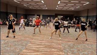 Baixar [HARU TV] K-Pop Random Play Dance Challenge + Teaching Signal - Twice   AnimeNext 2017