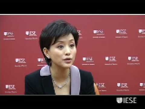 Yang Lan, chairperson of China's leading private media company