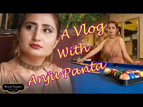 Anju Panta Vlog At  Royal Empire Boutique Hotel Kathmandu | Anju Panta New Video