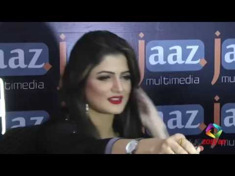 এতো সুন্দর মেয়ে! Shikari Movie Launching   Srabanti Chatterjee Shakib khan Interview 2016