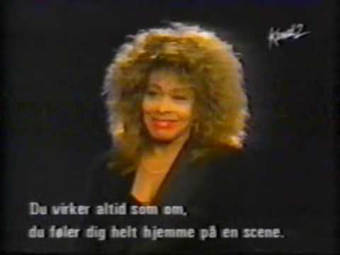 Tina Turner UK Interview - Part 1