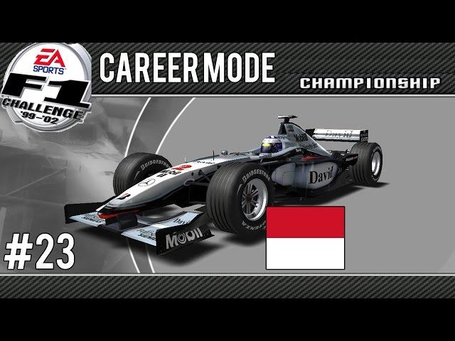 F1 Challenge 99-02 | Career Mode | Part 23 Monaco