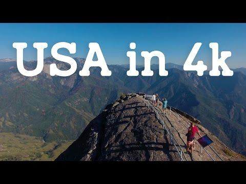 USA In 4k!