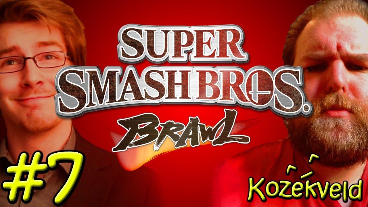 KozeKozekveld: Super Smash Bros Brawl - Del 7 - Karls seksualundervisning