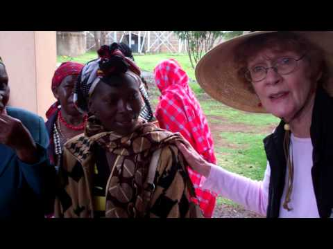 Upendo Village: Mother of Six Receives a Dairy Goat