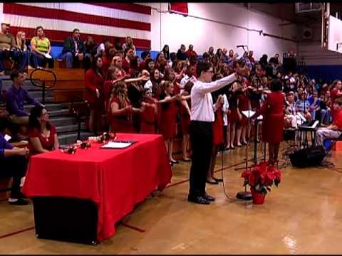 Boyet Junior High School- Chorus and Band Christmas Concert