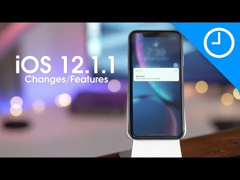 iOS 12.1.1: Top Features & Changes!