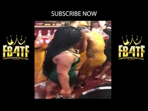 Jamaicans pour bottles of champagne on women at her Own Birthday Party