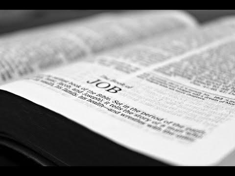 Job Bible Study Part Three