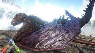 洞窟のオトモ!厳選ディモルフォドンをテイム!【Ark Survival Evolved】【Season3part50】【最高画質】【公式PVE】