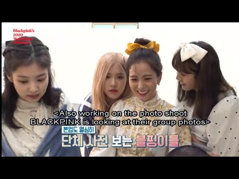 (EngSub) Full Blackpink Welcoming Collection 2020