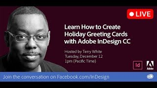 How to Create a Holiday Card in Adobe InDesign CC