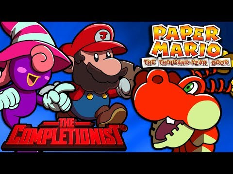 Paper Mario: The Thousand Year Door | The Completionist