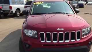 2014 Jeep Compass 4WD Sport | Crosstown Auto Centre Pre Owned Superstore