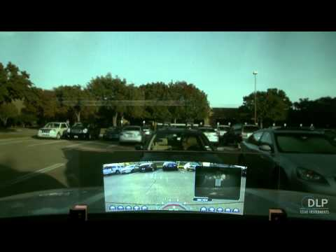 Driving the future of head-up displays with DLP® technology