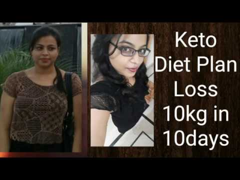 Keto Diet Plan Loss 10kg in 10days|Fast Weight Lose Diet Plan|My Weight Loss Journey/Motivation|