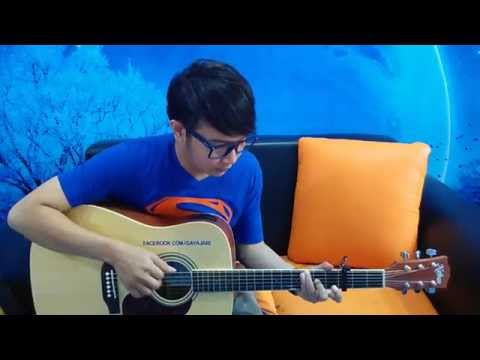 (Shania Twain) Yo're Still The One - Nathan Fingerstyle Cover