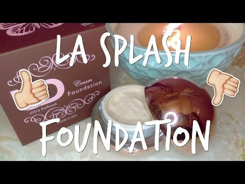 FOUNDATION FRIDAY | New LA Splash Cream Foundation