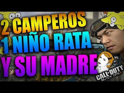 CABREANDO A 2 CAMPEROS, 1 NIÑO RATA Y A SU MADRE | BLACK OPS 2 SON RISAS | ElyesonE thumbnail