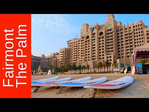 Fairmont The Palm Hotel Dubai - Review