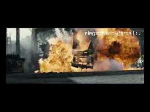 Смертельная гонка & Linkin Park - Points Of Authority