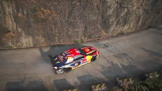 RED BULL DRIFT TIANMENSHAN MOUNTAIN DRIFTING KING Heli-recordings cor.31 - 95 Raw/Preview