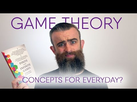 Finite And Infinite Games (Trying To Understand James P Carse's Book)