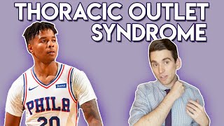 Doctor Explains Markelle Fultz Injury   Thoracic Outlet Syndrome