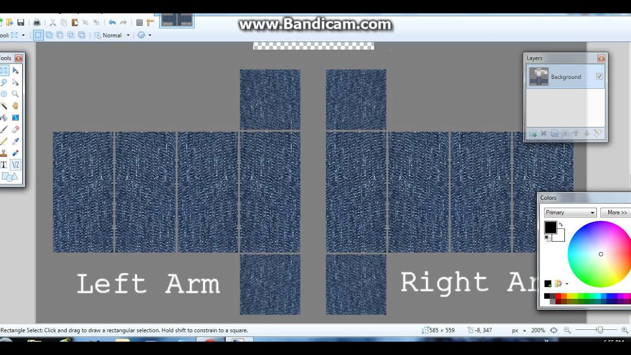 roblox - how to make denim pants    shoes