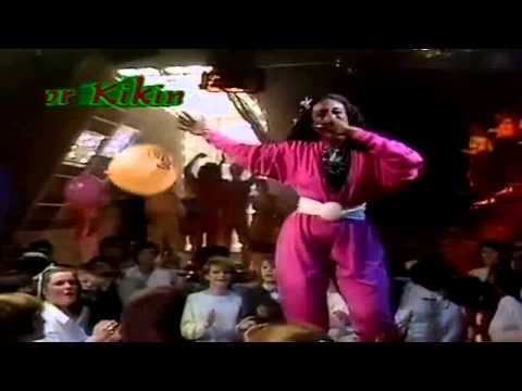 Evelyn Thomas--High energy (Video live SL Top of the pops 1984)HD