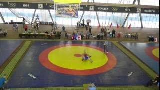 Чемпионат Украины по греко-римской борьбе Запорожье 2014 (Клип)