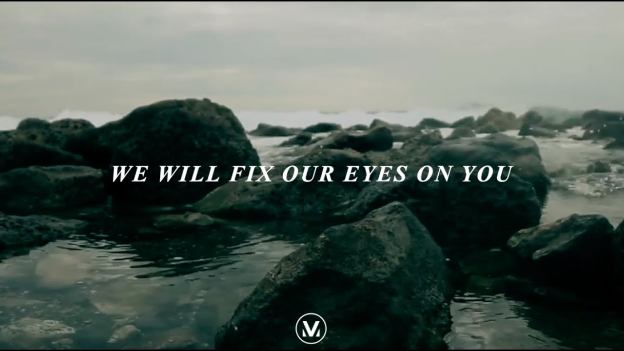FIX OUR EYES [Lyric Video] | Feat. Anabeth Morgan | Vineyard Worship