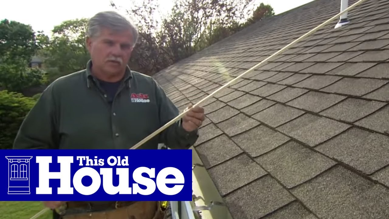 How To Repair A Leaky Gutter This Old House You
