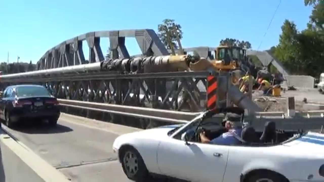 OLC - Morrisonville Bridge Opens  9-16-15