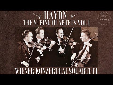 Haydn - The String Quartets