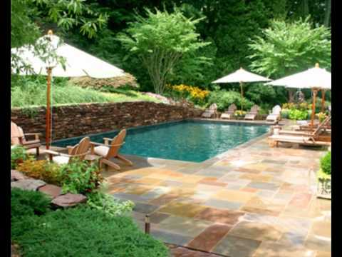 Natural Looking Swimming Pools With Great Construction Designs In Europe Asia And Australia