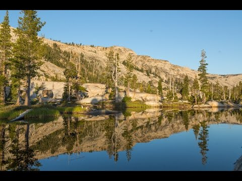 10 Day Backpack Trip In Desolation Wilderness
