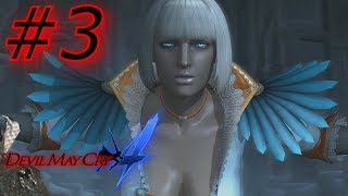 Let's Play Devil May Cry 4 (BLIND) Part 3: FORTUNA TOAD MASSACRE