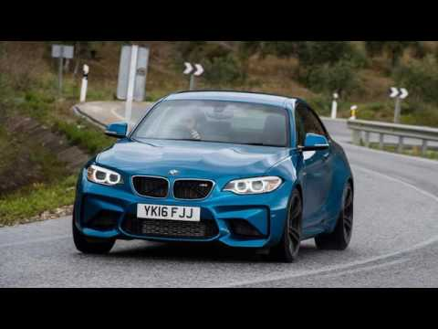 New Bmw M2 Coupe 2017 Best Sports Cars Youtube
