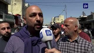 مسيرة في وسط البلد للمطالبة بإسقاط اتفاقية الغاز مع الاحتلال - (22-3-2019)