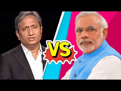 Ravish Vs Modi  | Truth Behind Viral Videos