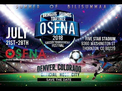 OSFNA 2018 Denver - Colorado (OPENING DAY) Tamsaasa kallattii!