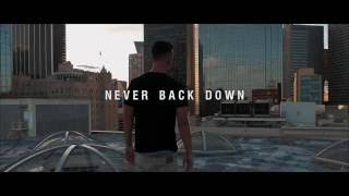 Download Vasha - Never Back Down (Official ) MP3 song and Music Video