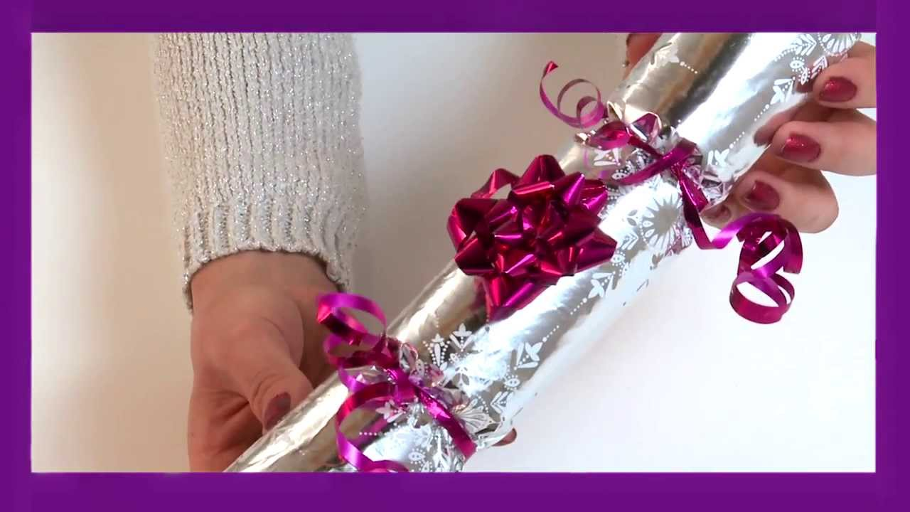 Make your own scratchcard christmas crackers youtube solutioingenieria Gallery
